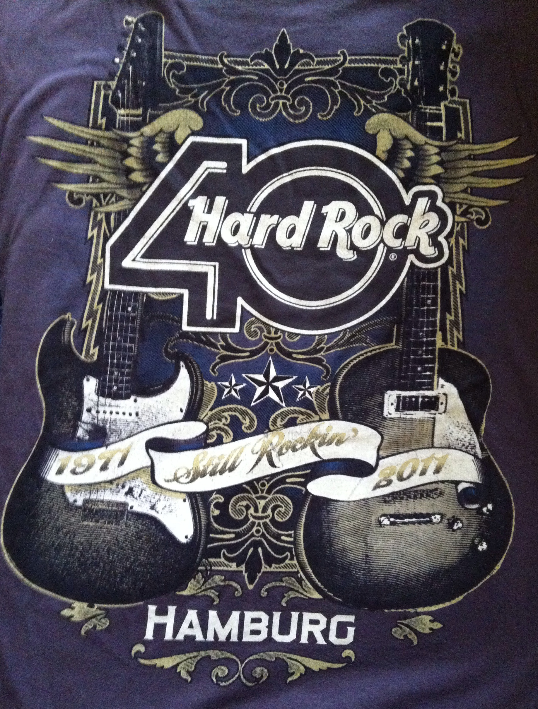 Hard Rock Cafe Merchandise Amsterdam